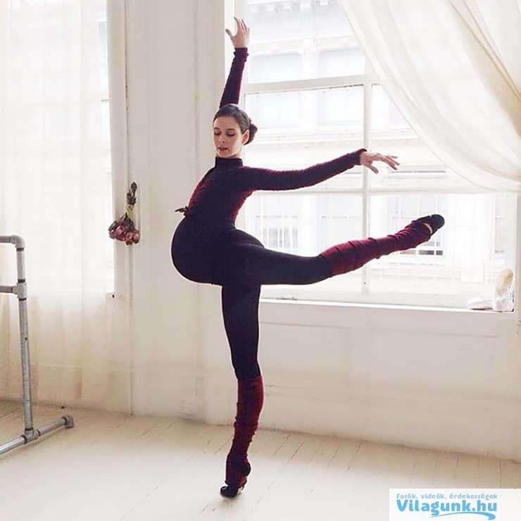 a balett csinál hogy lefogy)