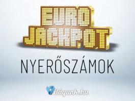 Eurojackpot nyerőszámok