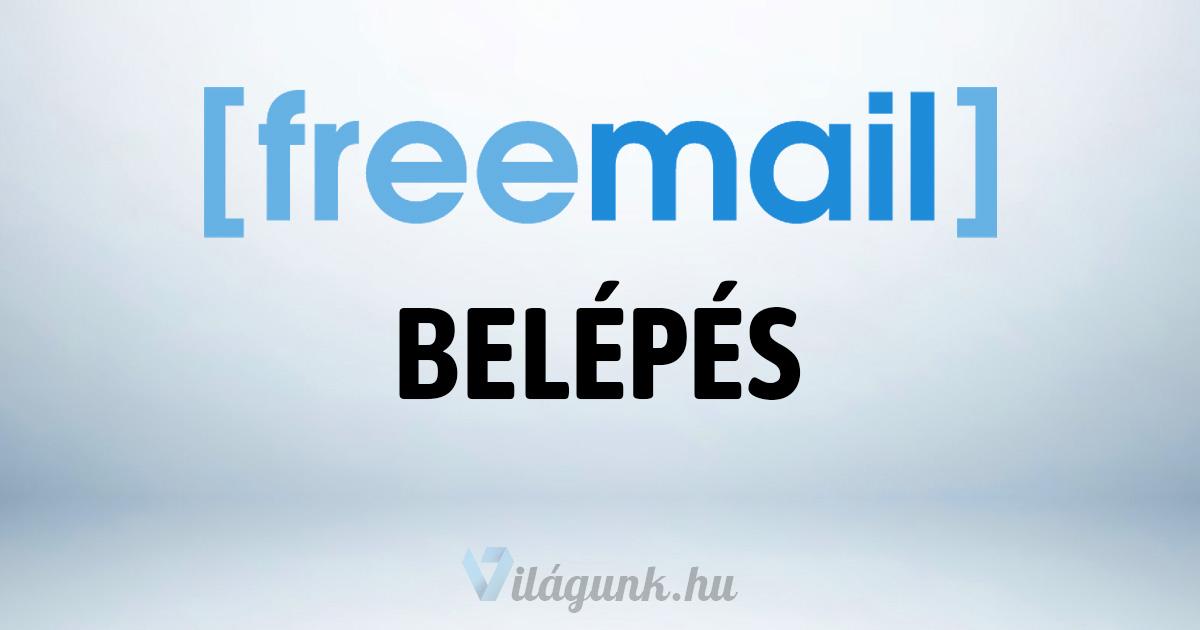 Hu freemail bejelentkezés Egyszerű Freemail