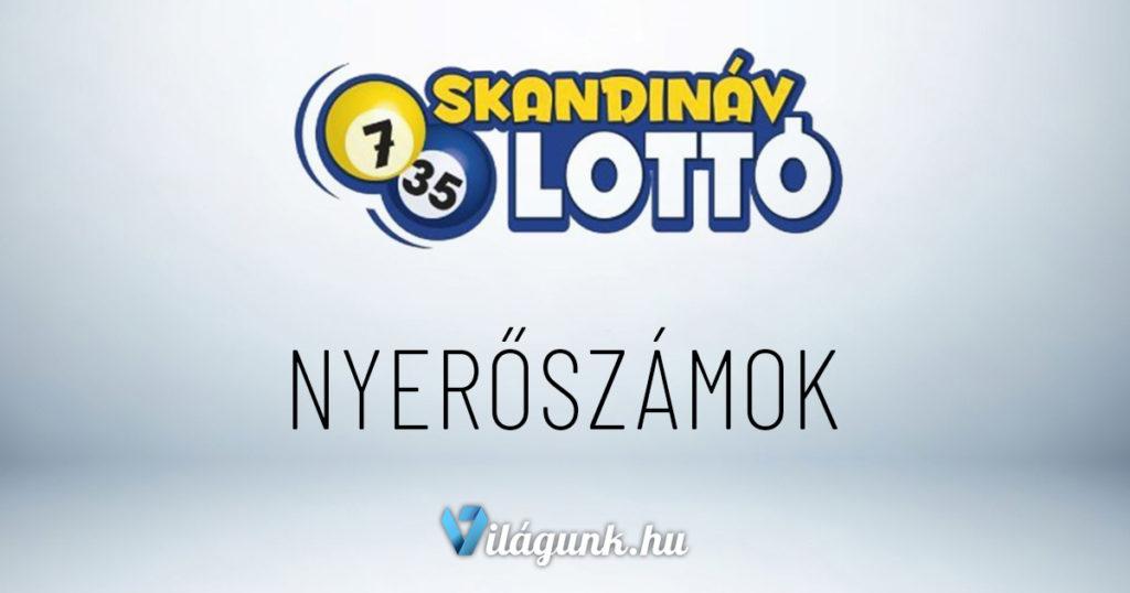 Skandinv Lott Nyerszmok - Lottszmok